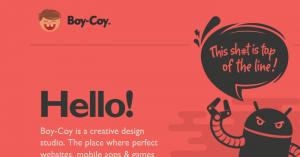 Boy Coy Creative Design Studio