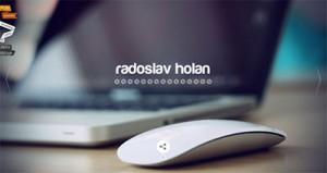 Radoslav Holan Web Designer